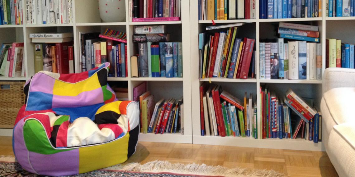 Ganz große Bücherliebe