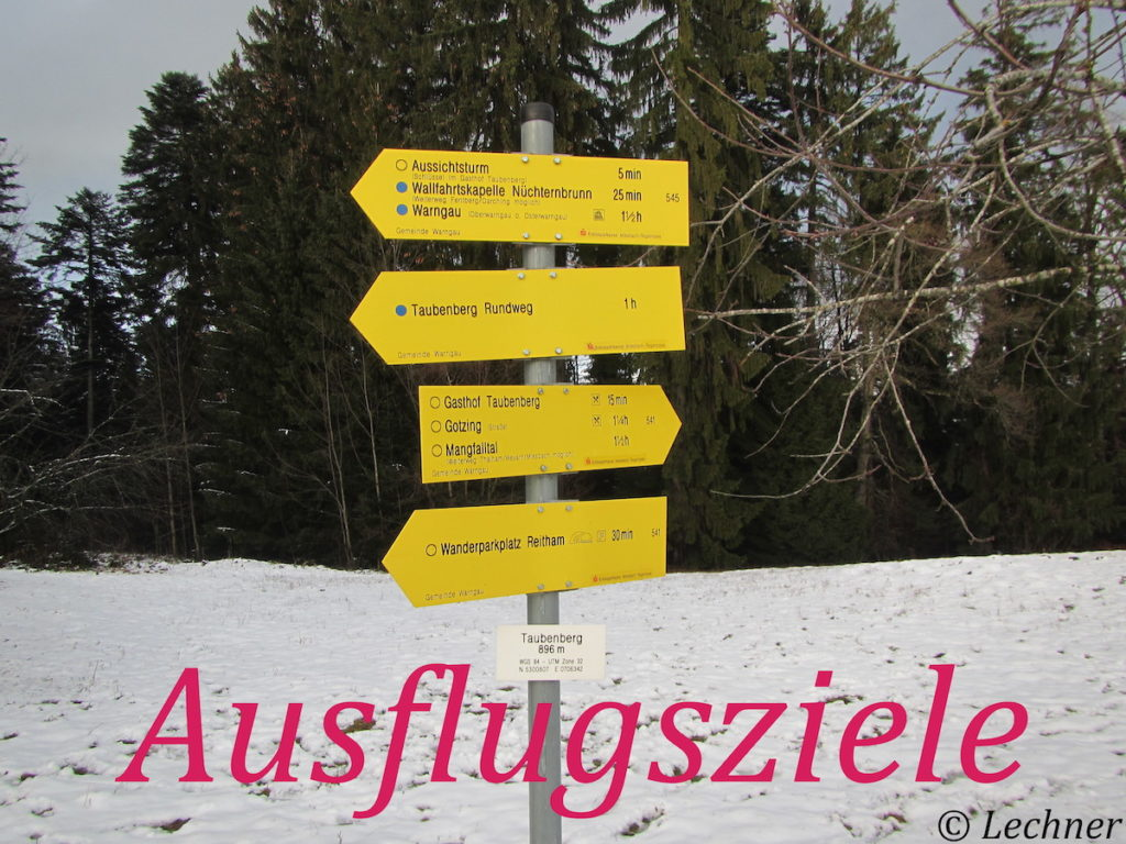 Ausflugsziele für Kinder im Oberland