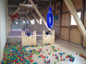 Indoor-Spielplatz Blindham