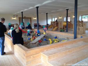 Indoor-Spielplatz Blindham