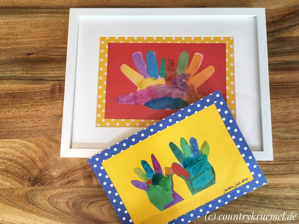 personalisiertes Weihnachtsgeschenk für Großeltern