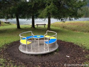 Spielplatz am Spitzingsee
