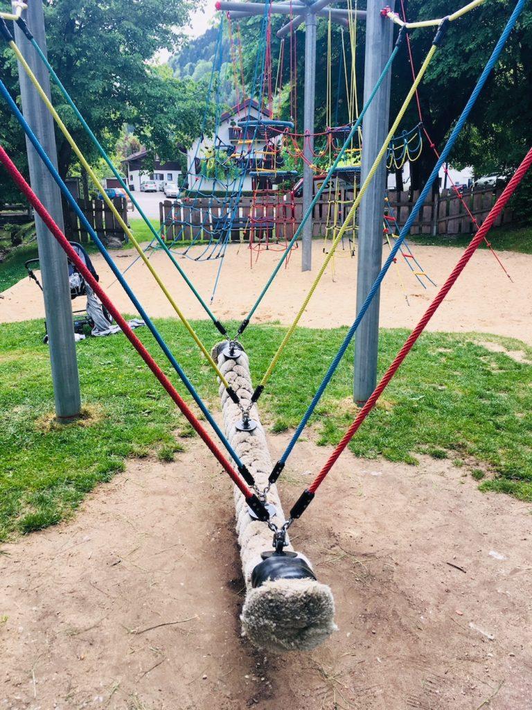 Schlierach Spielplatz Hausham